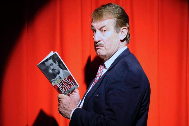 Only Fools and Boycie aka John Challis coming to the Queen's Hall Arts Centre, Hexham.