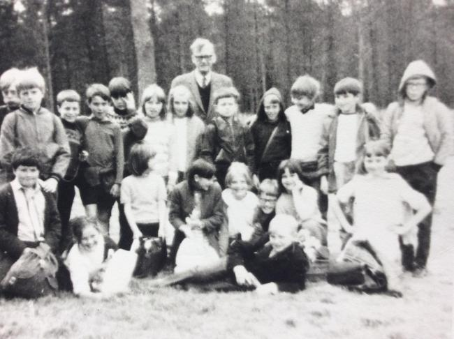 This picture was taken during the former Eltringham Primary School trip to Kielder Forest in 1970. The headteacher was Mr Watling. But do you recognise any familiar faces? 														  Photo: CHRISTOPHER RANDALL