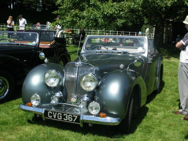 The Northumberland Classic Vehicle Show has been cancelled.