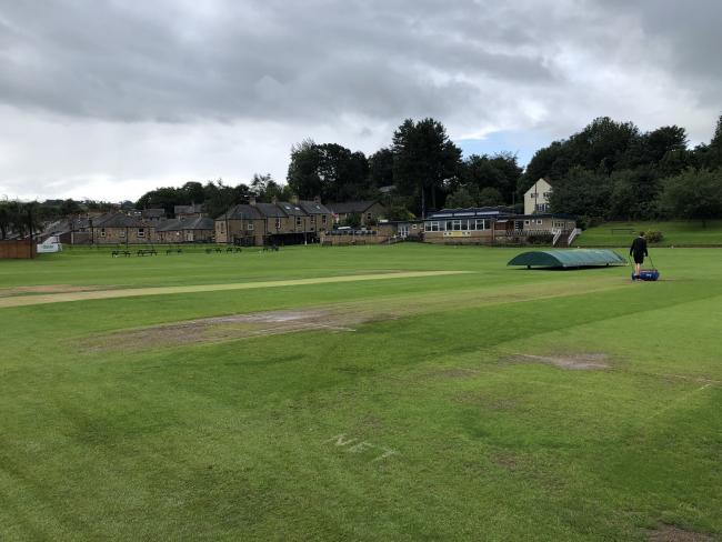 Despite the efforts of Tynedale Cricket Club, there was no cricket at Prior's Flat in Hexham last Saturday.