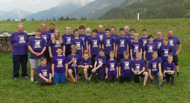 Hexham Scouts enjoyed a recent 10-day summer camp in the Austrian Tirol where they experienced new activities.