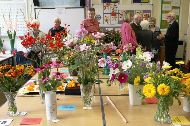 Allendale Horticultural and Industrial Show.