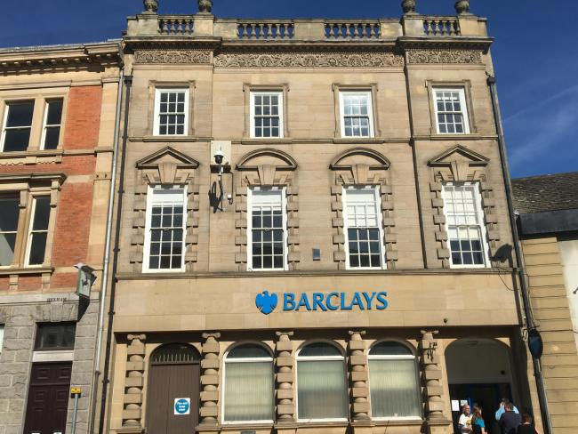 Priestpopple Barclays Branch