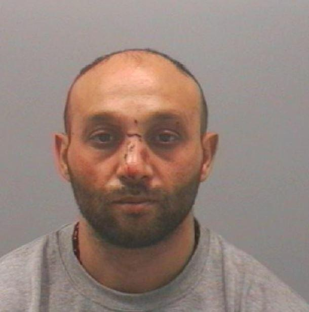 Viorel Grancea, who has been jailed for causing death by dangerous driving. Photo: Northumbria Police