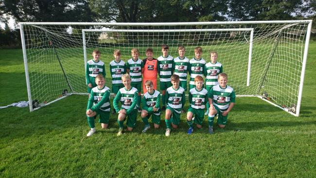Hexham Porto U13 have enjoyed a winning start to the season.