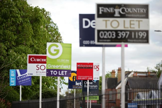 The cheapest homes to rent in Hexham, Prudhoe, Haltwhistle and Ponteland have been revealed. Photo: Yui Mok/PA wire