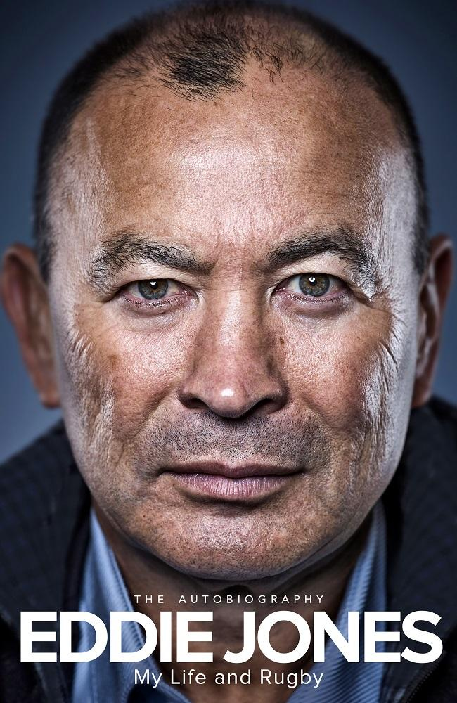 England Rugby head coach Eddie Jones is to release his autobiography, 'My Life and Rugby'.