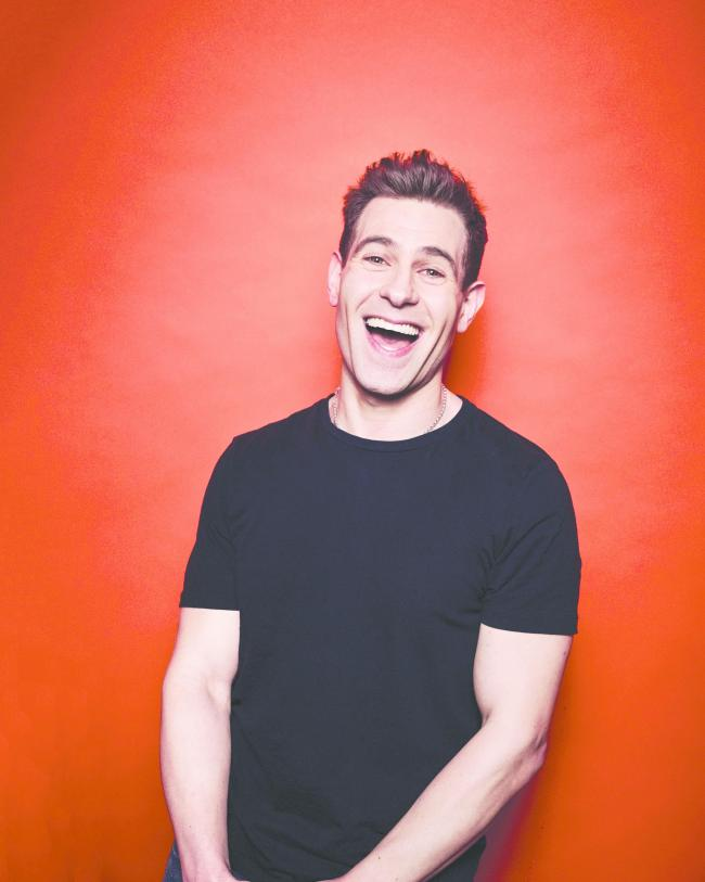 Simon Brodkin, well-known as characters Lee Nelson and Jason Bent, will bring his debut stand-up comedy show to Hexham.