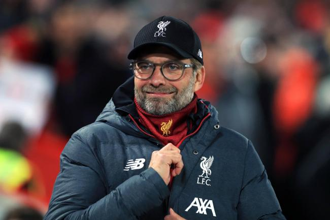 Jurgen Klopp welcomes the rivalry between Liverpool and Manchester City