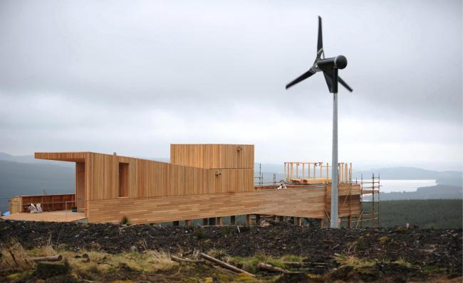 Kielder Observatory has benefitted from National Lottery funding.