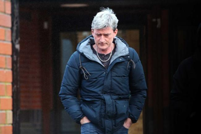 Anthony Murray was banned from driving for 15 months.         	          Photo: CHRONICLELIVE