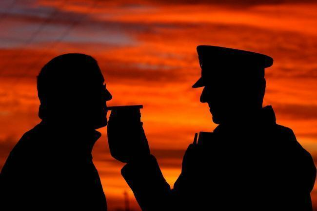 A drink-drive warning has been issued to lockdown motorists as home drinking doubles due to the UK lockdown