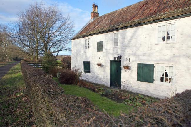 George Stephenson Birthplace, in Wylam.