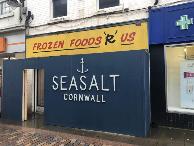 Plans for a new Sea Salt store in Hexham have taken a step closer