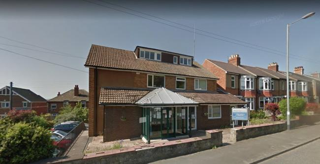 Branch End Surgery in Stocksfield. Photo: © Google 2020