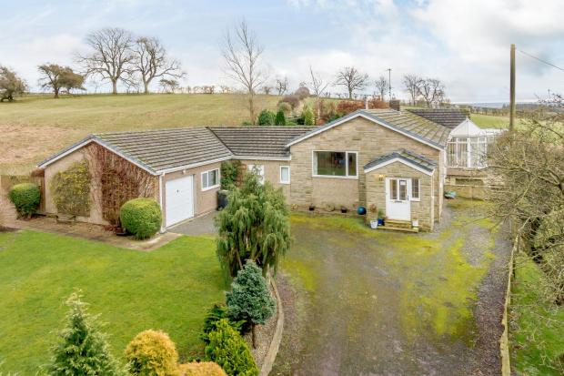 Valley View in Gunnerton is a spacious five-bed bungalow which offers the opportunity for creating a self-contained annex