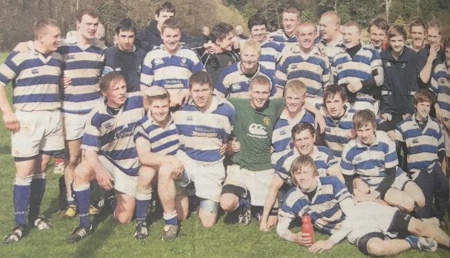 Tynedale Colts enjoyed success in the 2010 Northumberland Colts Cup final.
