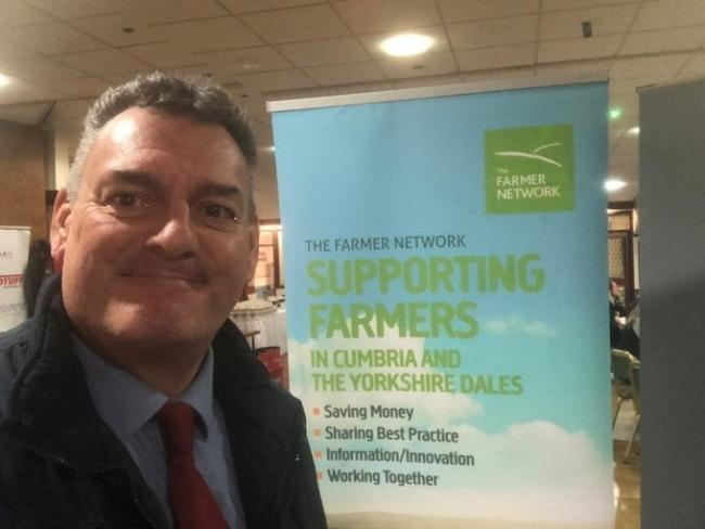 Adam Day of Farmers Network