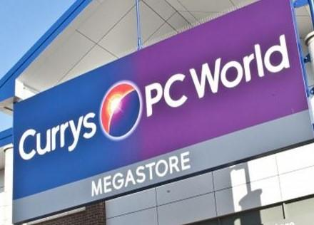 These are the Currys PC World stores that have re-opened for collection only
