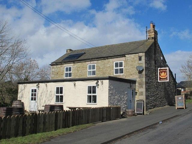 The Crown in Catton. Photo: Mike Quinn