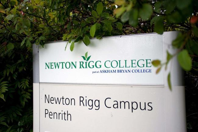 Educational provision will end at Newton Rigg College, in Penrith.