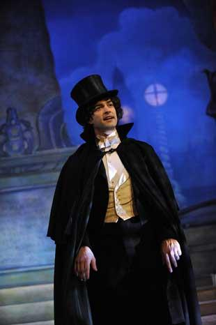 Hexham Courant: Lee Mead is a regular in London's West End.