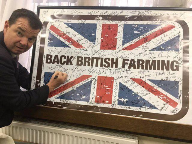 Hexham's MP Guy Opperman has previously backed the annual campaign.
