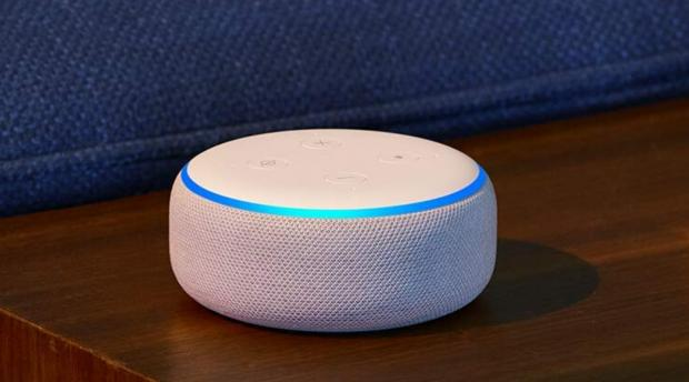 Hexham Courant: An Amazon account is required to set up your Echo Dot (third-generation) speaker. Credit: Amazon