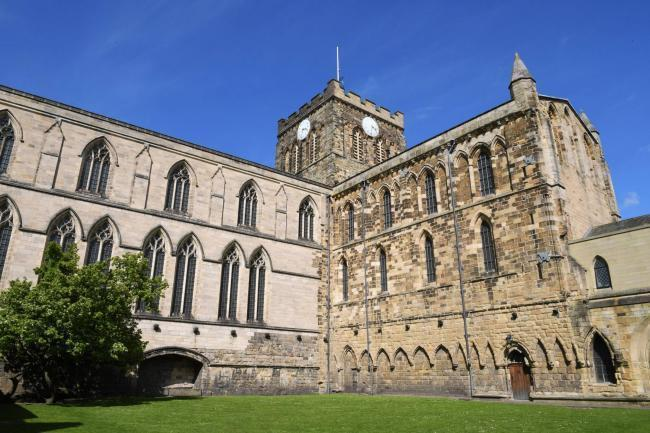 Hexham Abbey is one of the locations to benefit from the funding.
