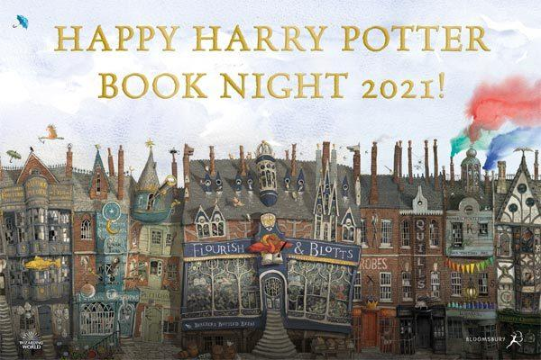 Harry Potter Book Night 2021