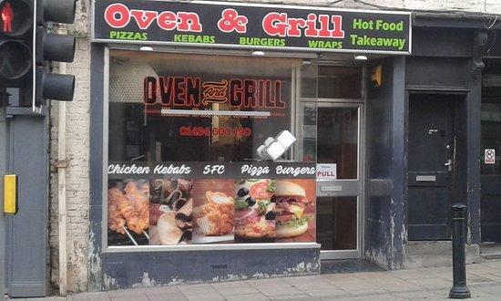 Oven and Grill, in Hexham.