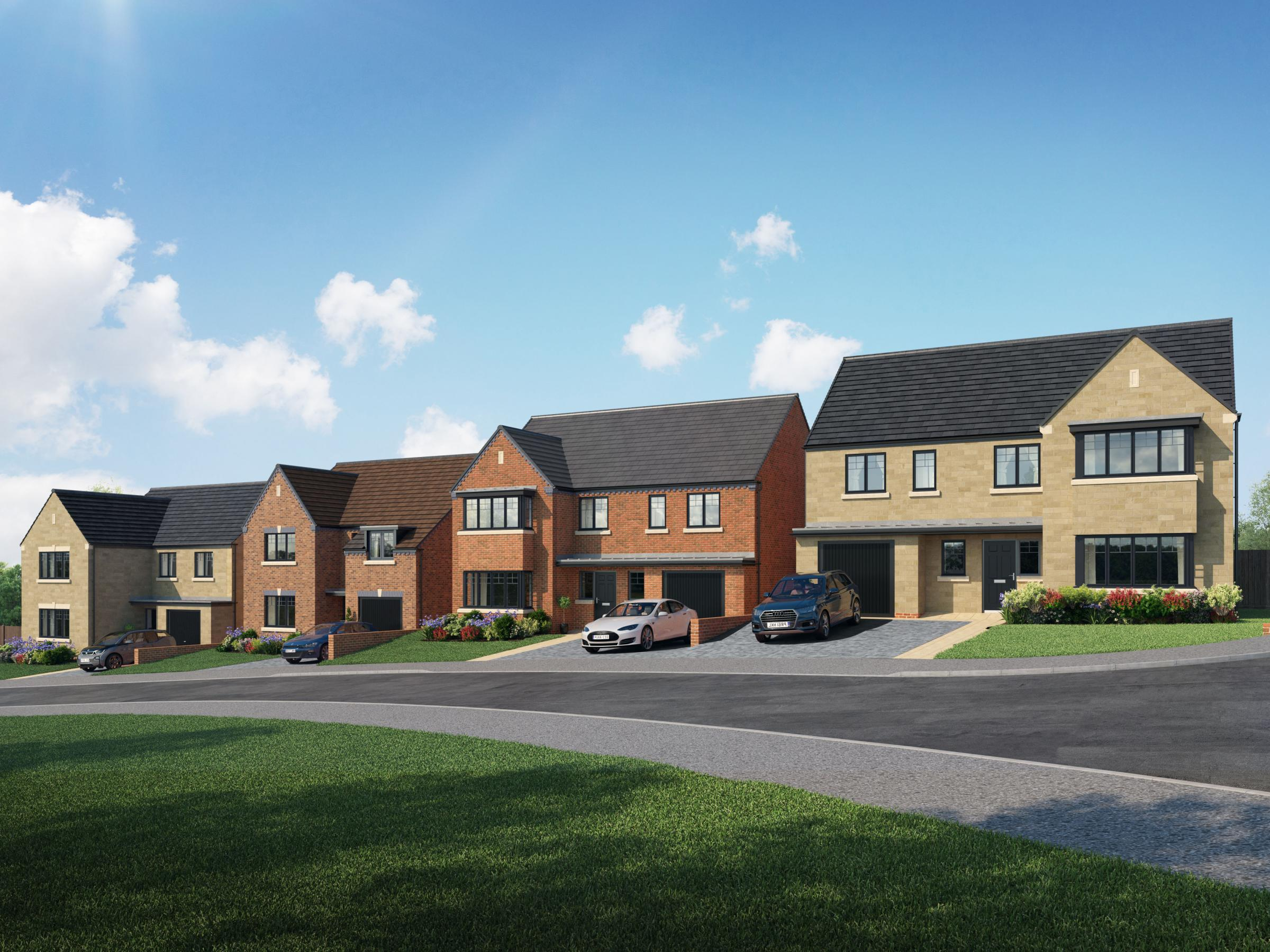 Step inside your perfect home at Stanegate Manor this June