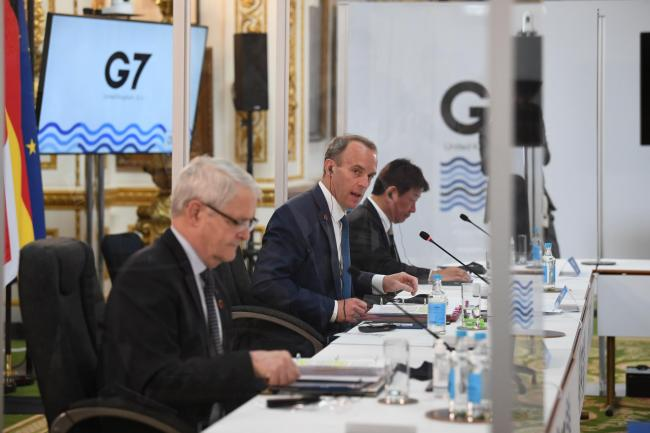 G7 Foreign and Development Ministers meeting