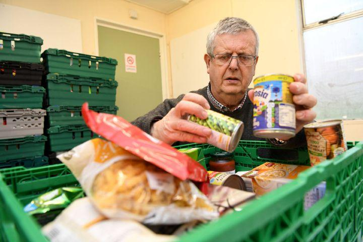 Britains Biggest Food Bank Bids Farewell To Founder