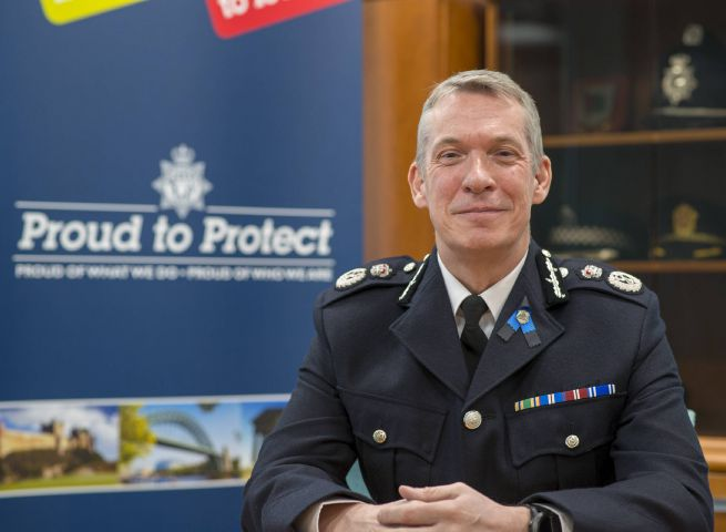 Chief Constable of Northumbria Police Winton Keenen is to be invited to a future meeting of Haltwhistle Town Council.
