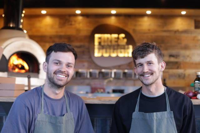 Friends Launch Mobile Pizza Business In Hexham Hexham Courant
