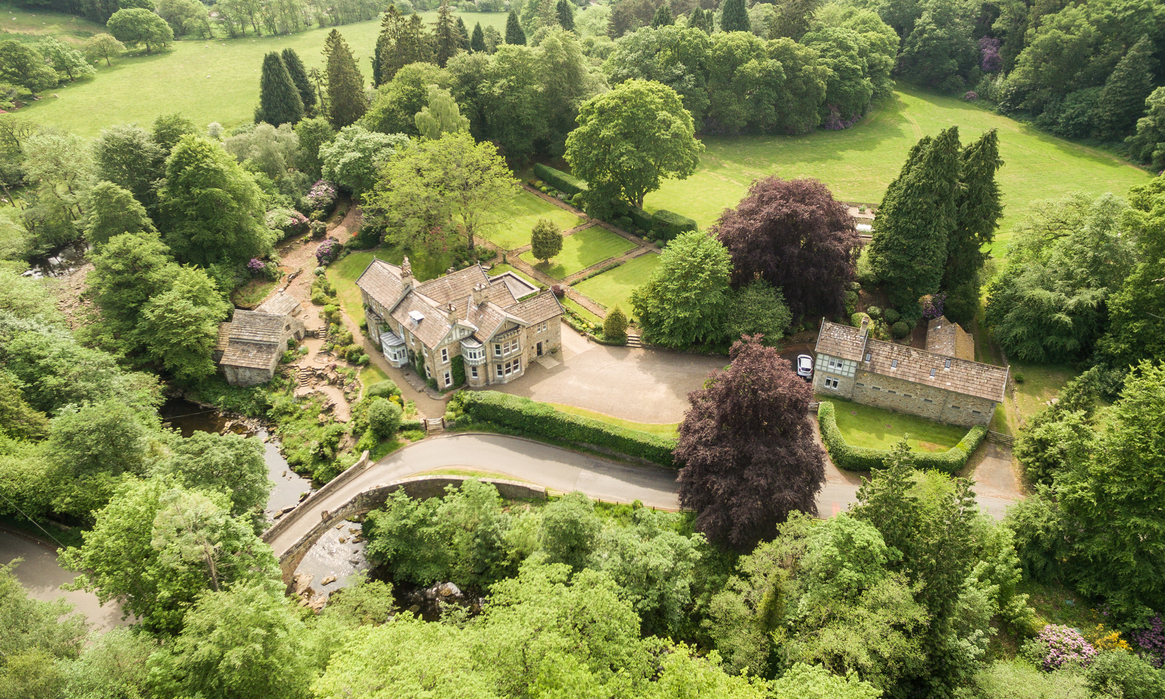 the linnels, hexham, from finest properties