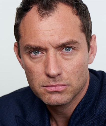 Hollywood actor Jude Law was spotted in Allendale at the weekend.