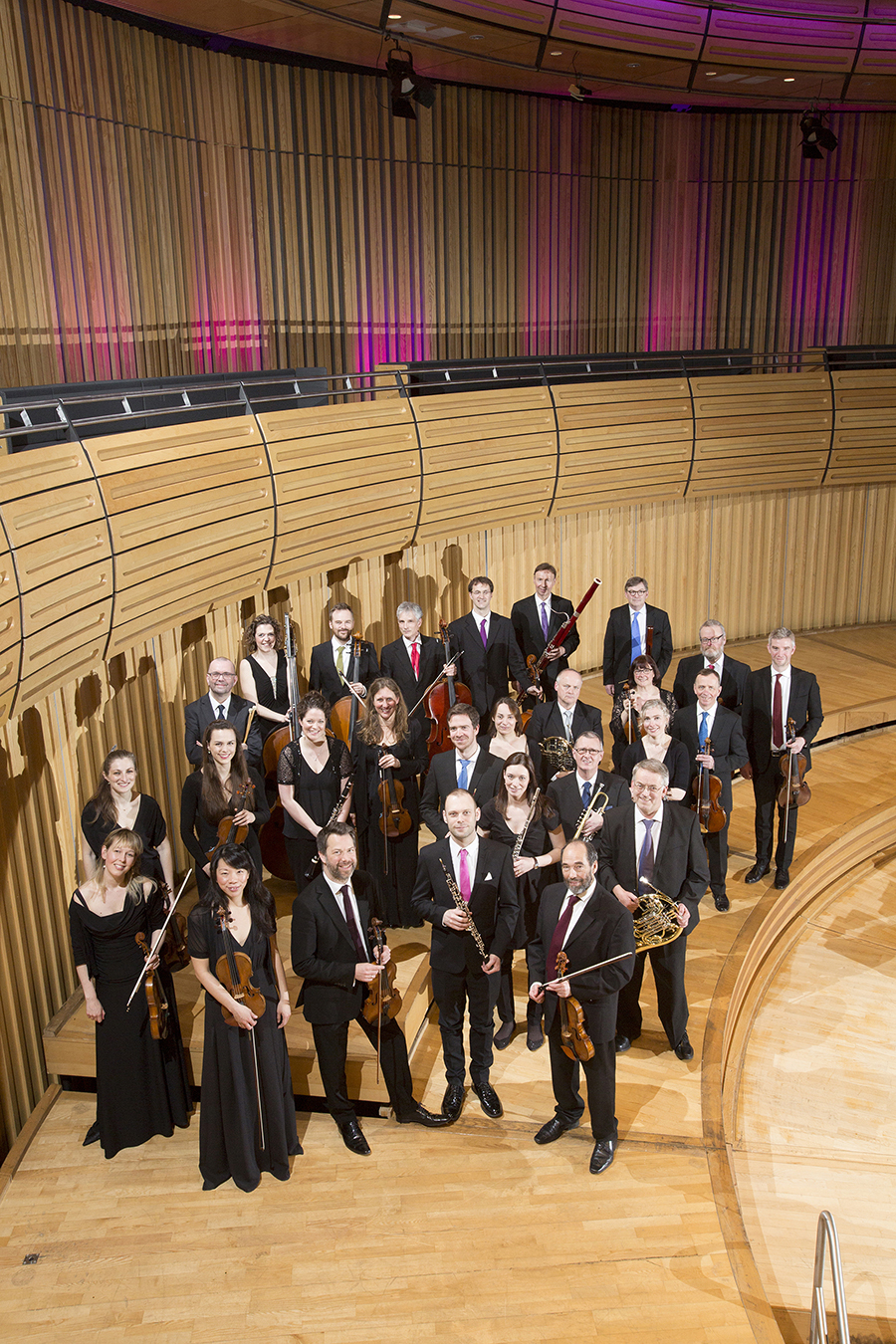 Members of the Royal Northern Sinfonia. Photo: MARK SAVAGE