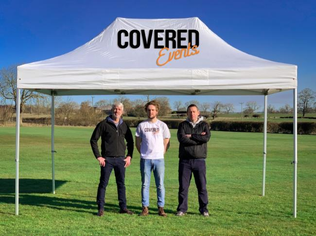 Covereed events team from matfen