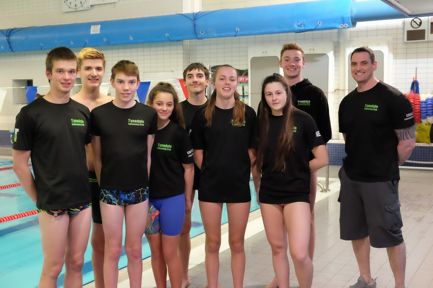 Members of Tynedale Swimming Club have excelled at county championship events.