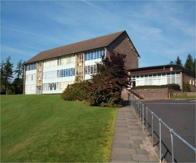 Haltwhistle Community Campus.