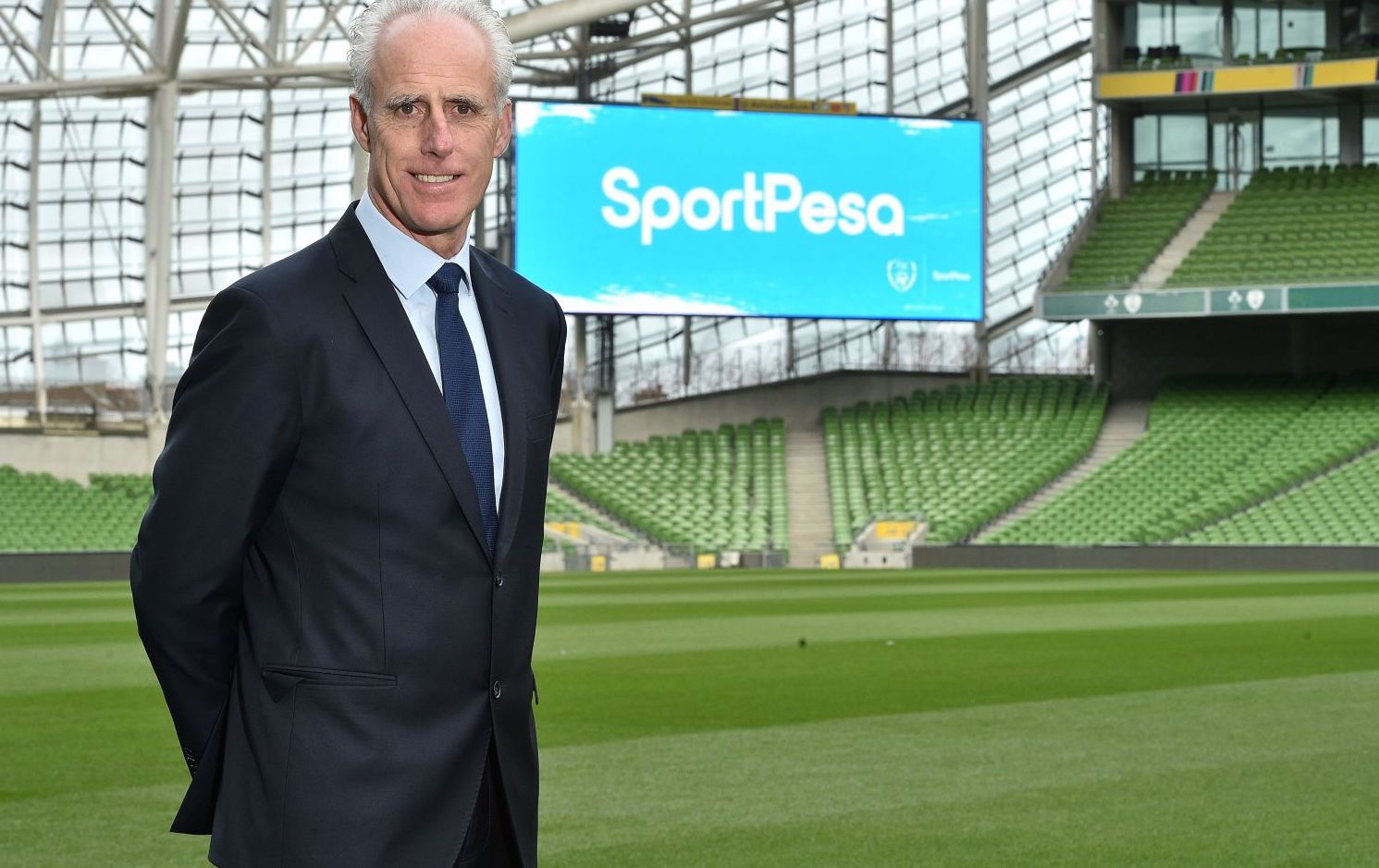 Mick McCarthy would rather not talk about West Ham star Declan Rice