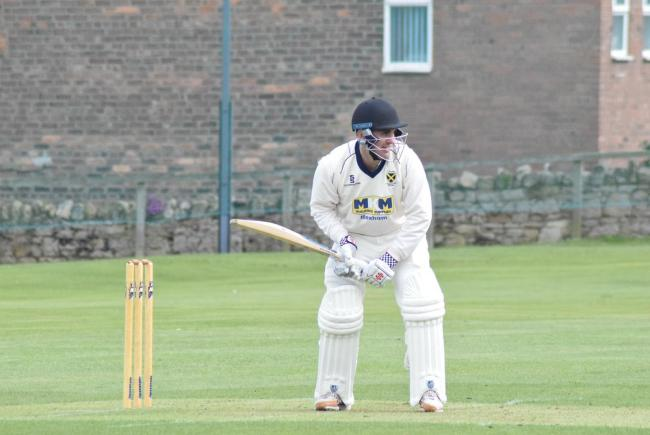 Josh Shuard scored 39 runs for Tynedale as they lost at home to Lanchester.