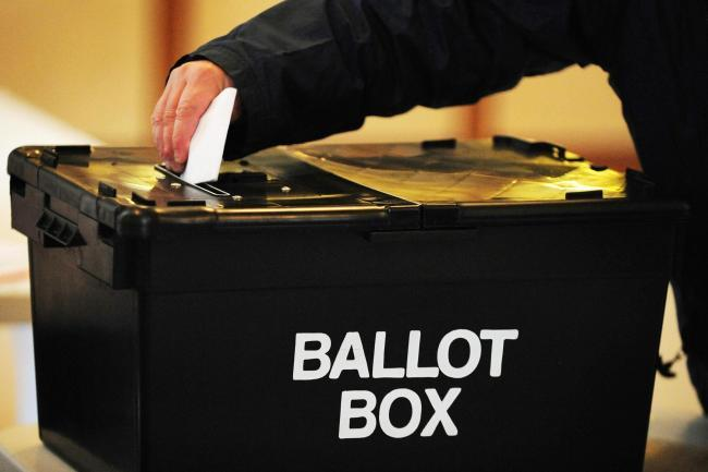 A General Election has been called for December 12.