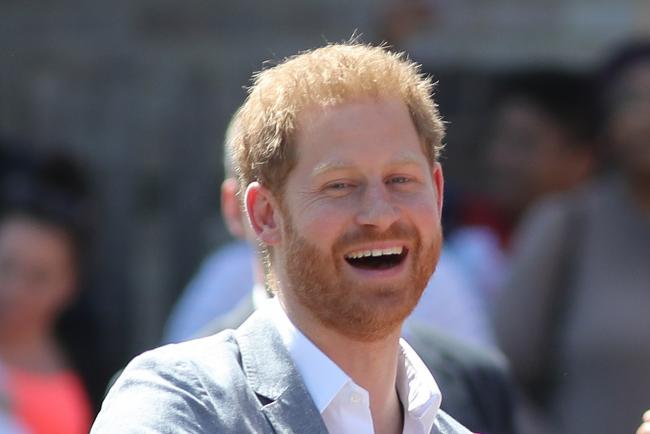 The Duke of Sussex (Andrew Matthews/PA)