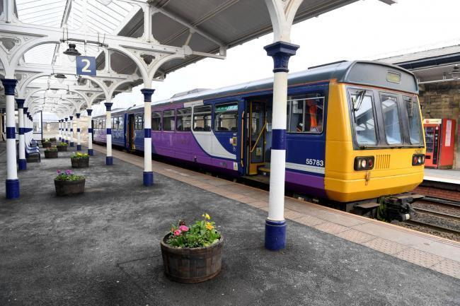 Pacer trains could be turned into village halls.