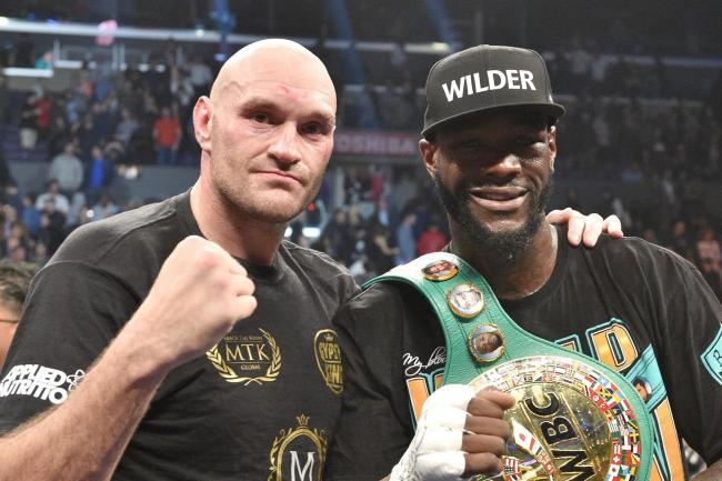 Tyson Fury will make Deontay Wilder 'look silly' in rematch