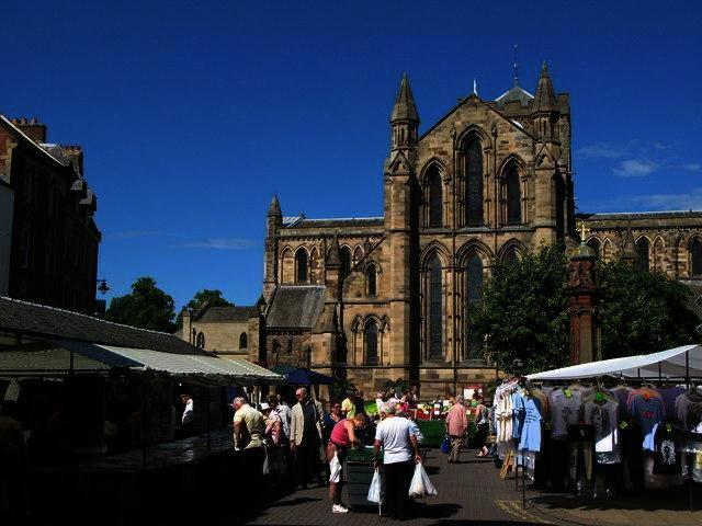 Plans to regenerate Hexham Market Place have been shelved.
