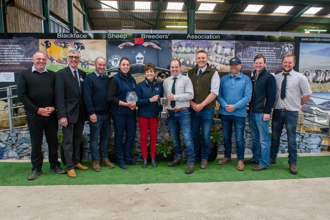 Breed team wins North Sheep award | Hexham Courant